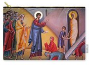 the raising of Lazarus from the dead Carry-all Pouch