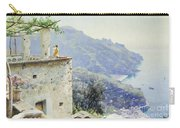 The Ravello Coastline Carry-all Pouch