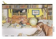 The Reading Room, Pub. In Lasst Licht Carry-all Pouch