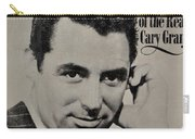 The Real Cary Grant Carry-all Pouch