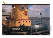 The Real Theodore Tug Boat Lives In Halifax Carry-all Pouch