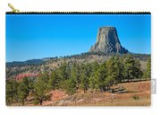 The Realm Of Devils Tower Carry-all Pouch