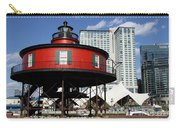 The Red Beacon From Baltimore Harbor Carry-all Pouch