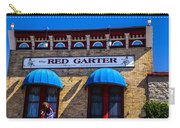 The Red Garter Carry-all Pouch