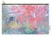 The Red Japanese Maple Tree Carry-all Pouch