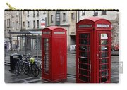 The Red Phone Booth Carry-all Pouch