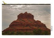 The Red Rocks Of Sedona Carry-all Pouch