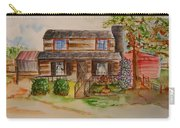 The Red Sleigh Shoppe Carry-all Pouch