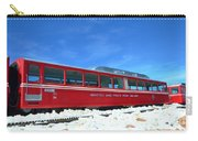 The Red Train Carry-all Pouch