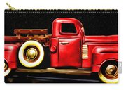 The Red Truck Carry-all Pouch