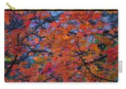 The Reds Of Autumn  Carry-all Pouch