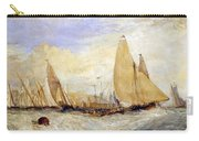 The Regatta Beating To Windward Carry-all Pouch