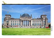 The Reichstag Building Berlin Germany Carry-all Pouch