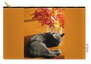 The Restful Leaves If Fall Carry-all Pouch