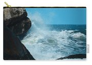 The Restless Sea Digital Art Carry-all Pouch