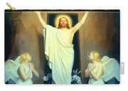 The Resurrection Of Christ By Carl Heinrich Bloch  Carry-all Pouch