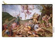 The Resurrection Of Christ, Florentine School, 1560 Carry-all Pouch