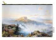 The Rhine Falls At Schaffhausen Carry-all Pouch