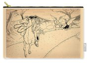 The Ride Of Paul Revere Carry-all Pouch