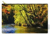 The Rifle River At Highbanks Base Carry-all Pouch