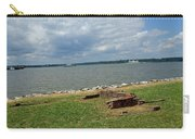 The River At Jamestown Carry-all Pouch
