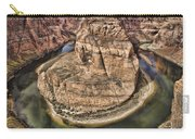 The River Did It Carry-all Pouch by Heather Applegate