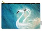 The River Of Swans Carry-all Pouch