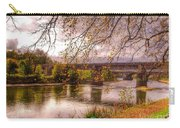 The Riverside At Avenham Park Carry-all Pouch