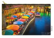 The Riverwalk Carry-all Pouch by Inge Johnsson