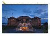 The Riviera On Geneva Lake Wi Carry-all Pouch