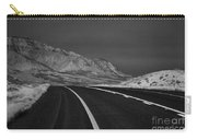 The Road Ahead-infrared Carry-all Pouch