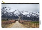 The Road To Soldier Creek Carry-all Pouch