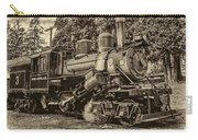 The Rocket Sepia Carry-all Pouch