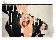 The Rocky Horror Picture Show - Dr. Frank-n-furter Carry-all Pouch by Ayse Deniz