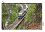 The Rocky Mountaineer Railroad Carry-all Pouch
