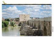 The Roman Bridge Of Cordoba  Carry-all Pouch