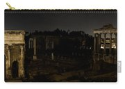 The Roman Forum At Night Carry-all Pouch
