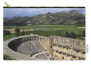 The Roman Theatre In Aspendos Antalya Turkey  Carry-all Pouch