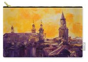 The Roofs Of Lublin Carry-all Pouch