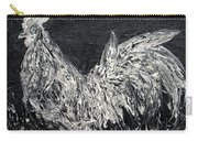 The Rooster - Oil Painting Carry-all Pouch