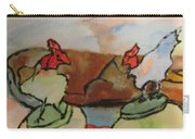 The Roosters Carry-all Pouch