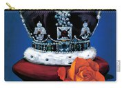 The Rose & Crown Carry-all Pouch