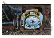 The Roundhouse Evanston Wyoming Dining Car - 3 Carry-all Pouch