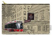 The Royal Alex On King Street Carry-all Pouch