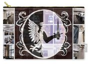 The Royal Connaught Crest Photo Collage Carry-all Pouch