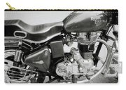 The Royal Enfield Motorbike Carry-all Pouch