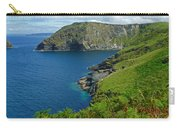 The Rugged Green Shore Carry-all Pouch