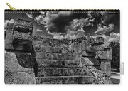 The Ruins Of Chichen Itza V2 Carry-all Pouch