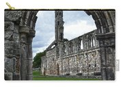 The Ruins Of St Andrews Cathedral Carry-all Pouch