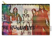 The Runaways - 1977 Carry-all Pouch